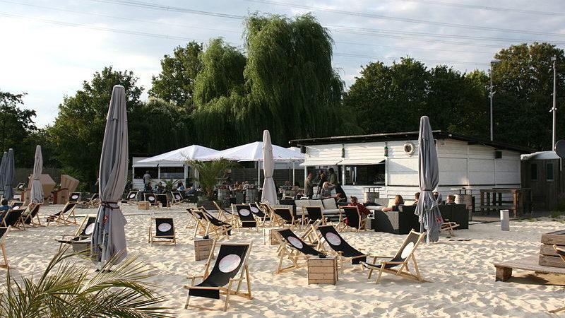 Die besten Strandbars in NRW (Foto: Frank Vincentz)
