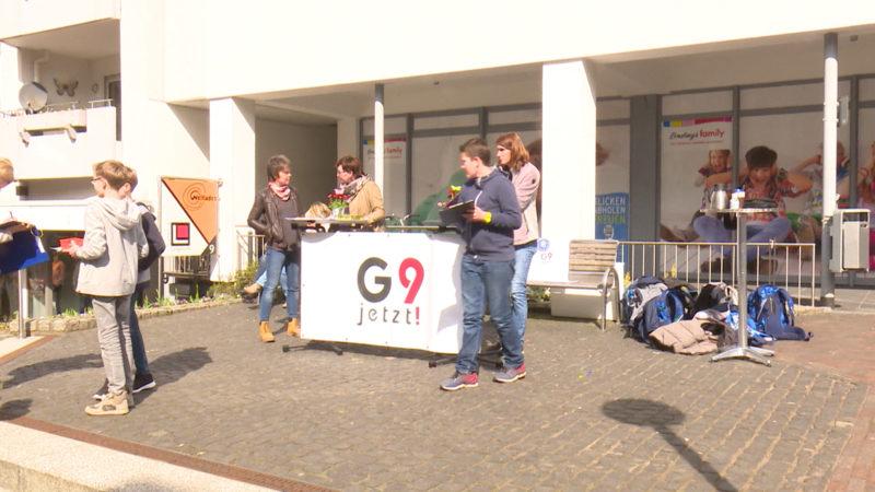 Kommt es zur Rückkehr von G9? (Foto: SAT.1 NRW)
