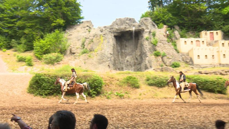 Karl May-Festspiele beginnen (Foto: SAT.1 NRW)