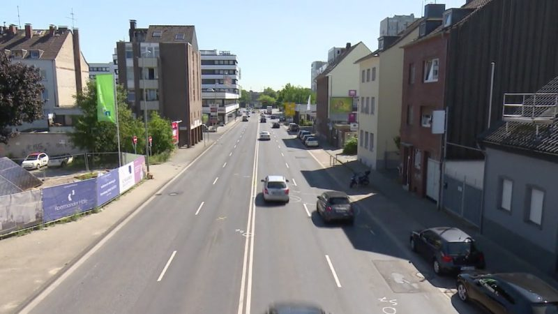 Mönchengladbach: Neue Details zum illegalen Autorennen (Foto: SAT.1 NRW)