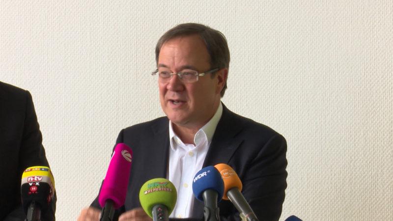 Endspurt bei Koalitionsverhandlungen (Foto: SAT.1 NRW)