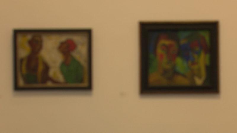 Verschwundene Kunstwerke (Foto: SAT.1 NRW)