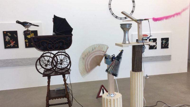 Aus Trödel wird Kunst (Foto: SAT.1 NRW)