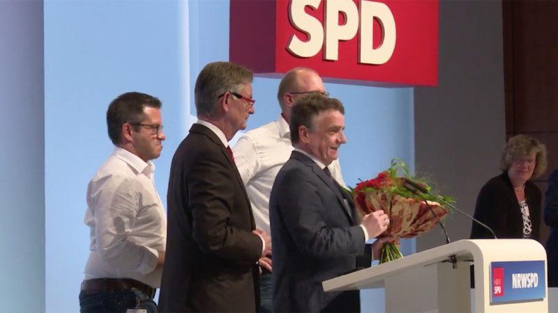 Landesparteitag der NRW-SPD (Foto: SAT.1 NRW)