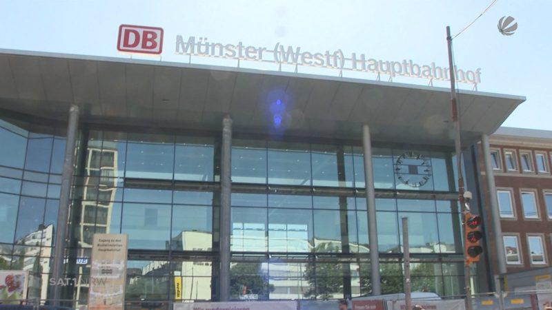 Modernisierung der Bahnhöfe (Foto: SAT.1 NRW)