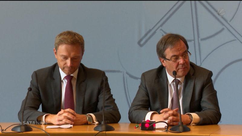 Verdi gegen Sonntagspläne der Regierung (Foto: SAT.1 NRW)