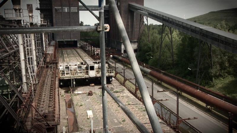 Kokerei Hansa: Junge stürzt von Ruine (Foto: SAT.1 NRW)