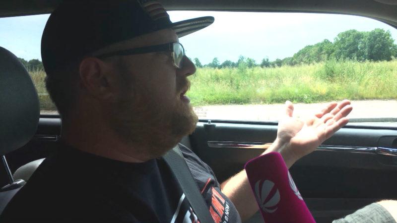 Ehemaliger Raser erzählt seine Geschichte (Foto: SAT.1 NRW)