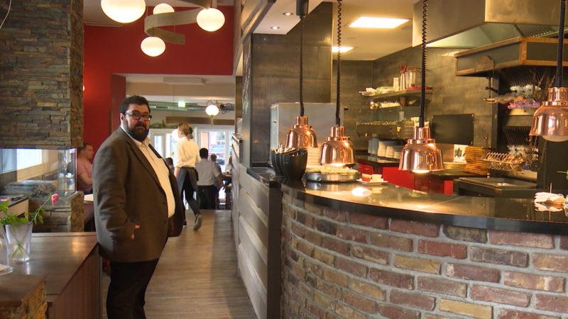 Zu lautes Restaurant (Foto: SAT.1 NRW)