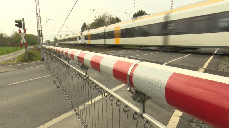 Stillstand in Hamm (Foto: SAT.1 NRW)