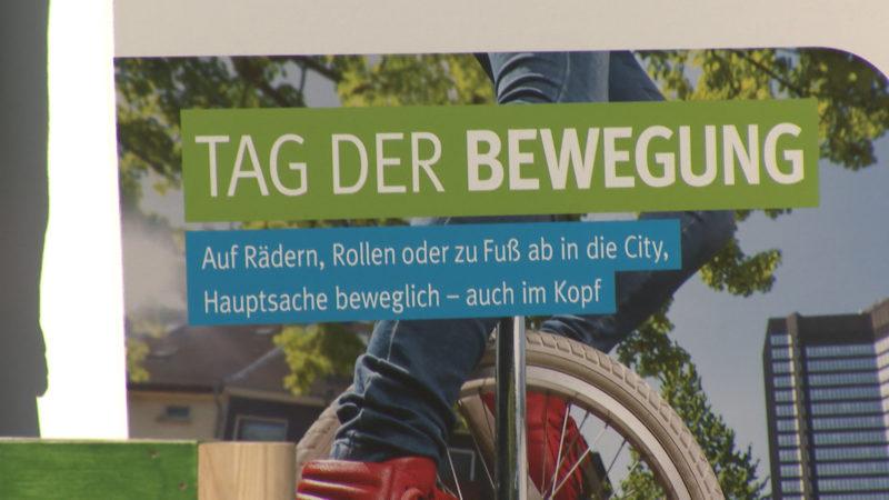 Tag der Bewegung in Essen (Foto: SAT.1 NRW)