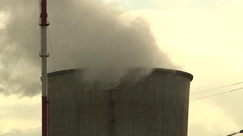 Weitere Risse am belgischen Atommeiler Tihange (Foto: SAT.1 NRW)