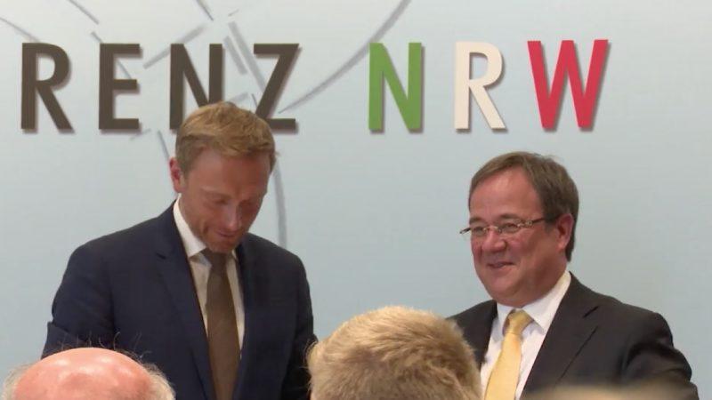 SPD kritisiert schwarz-gelbe Landesregierung (Foto: SAT.1 NRW)