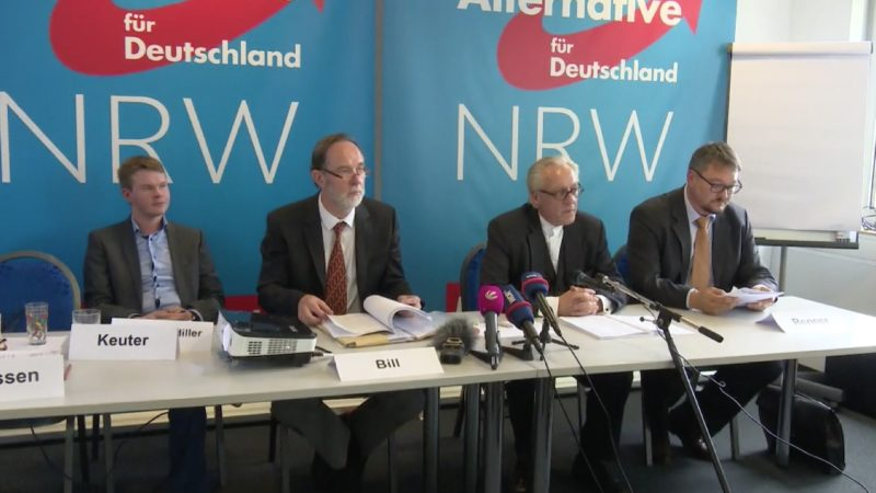 AfD will Stimmenauszählung überprüfen (Foto: SAT.1 NRW)