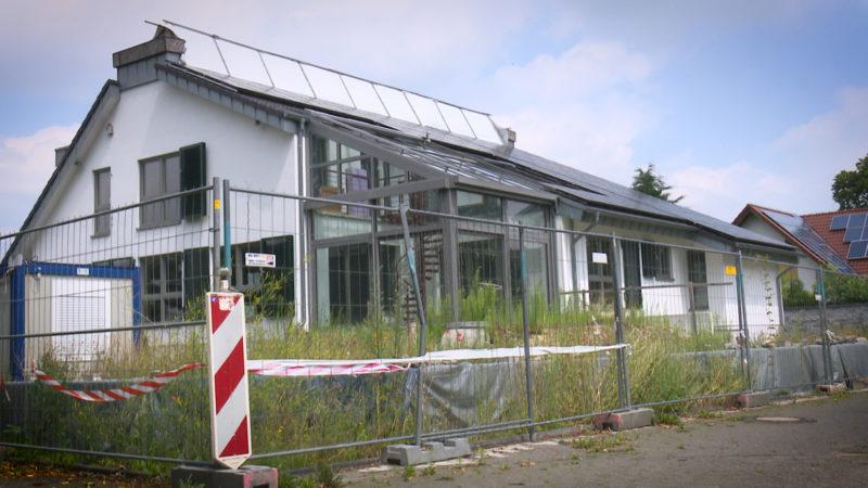 Schimmel im Bio Haus (Foto: SAT.1 NRW)