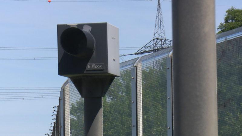 Neue Kameras für den Bielefelder Superblitzer (Foto: SAT.1 NRW)