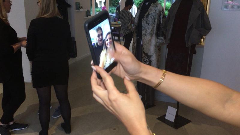 Blogger auf der Fashion Week (Foto: SAT.1 NRW)