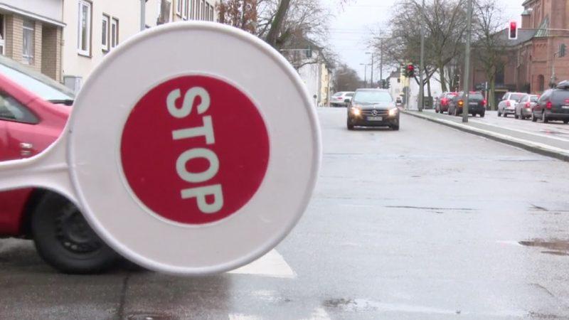 Fahrverbote für Dieselautos in Köln (Foto: SAT.1 NRW)