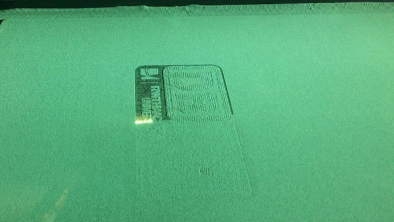 DB: Ersatzteile aus dem 3D-Drucker (Foto: SAT.1 NRW)