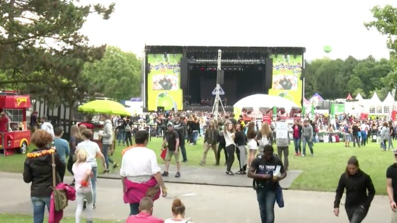 Juicy Beats in Dortmund (Foto: SAT.1 NRW)