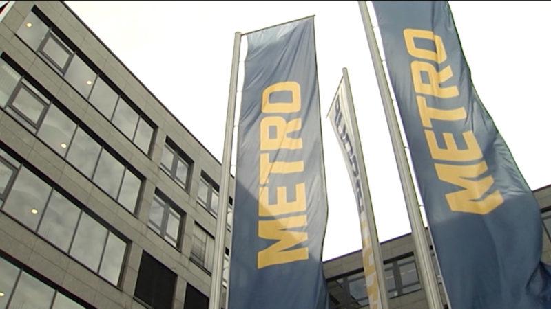 Metro will REAL verkaufen (Foto: SAT.1 NRW)