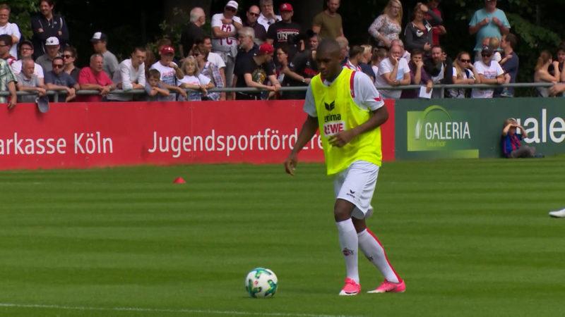 Anthony Modeste verklagt 1. FC Köln (Foto: SAT.1 NRW)