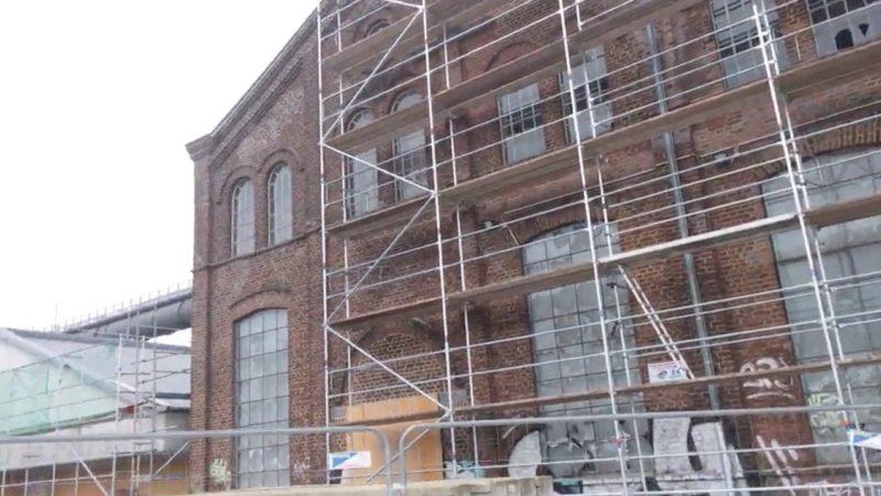 Zukunft der Phoenixhalle (Foto: SAT.1 NRW)