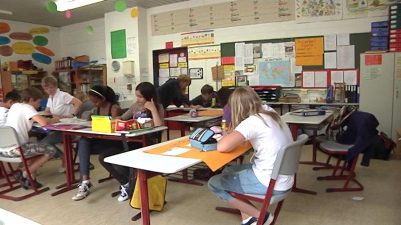 Schülerzahlen steigen laut Studie (Foto: SAT.1 NRW)
