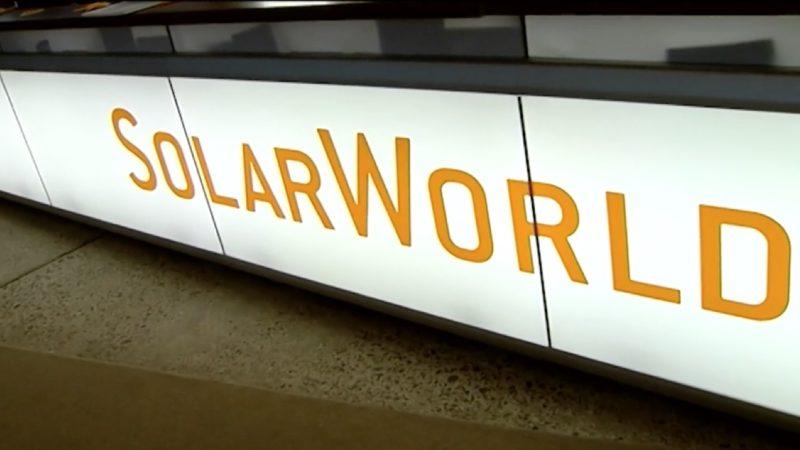 Solarworld Investor gefunden (Foto: SAT.1 NRW)