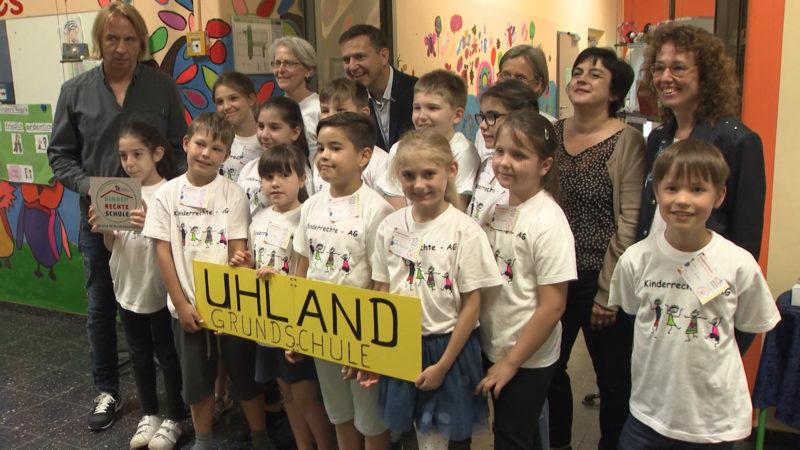 """Erste """"Kinderrechte""""-Schule in NRW (Foto: SAT.1 NRW)"""