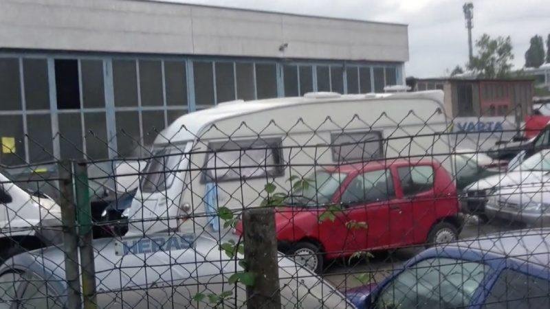 Angebliche Geiselnahme in Bonn (Foto: SAT.1 NRW)