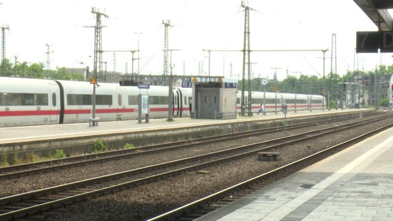 Schienenausbau in NRW geplant (Foto: SAT.1 NRW)