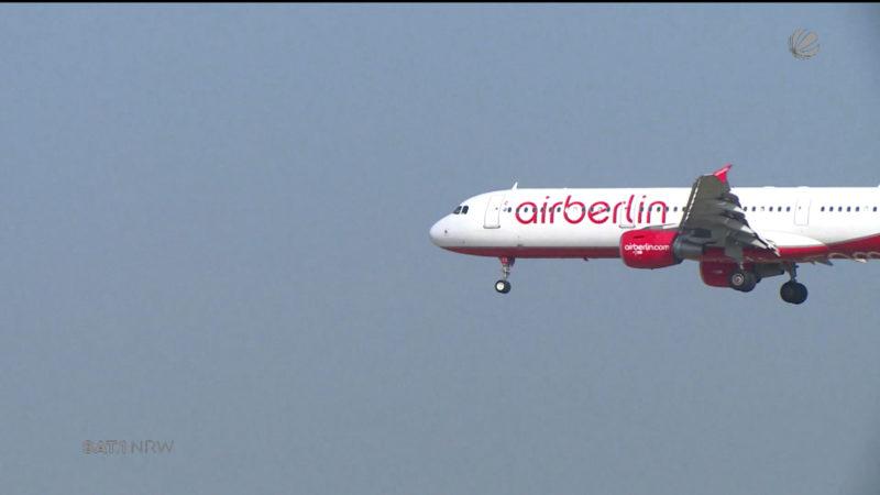 Nach Airline-Pleite: Schokoherzen von Air Berlin jetzt auf eBay (Foto: SAT.1 NRW)