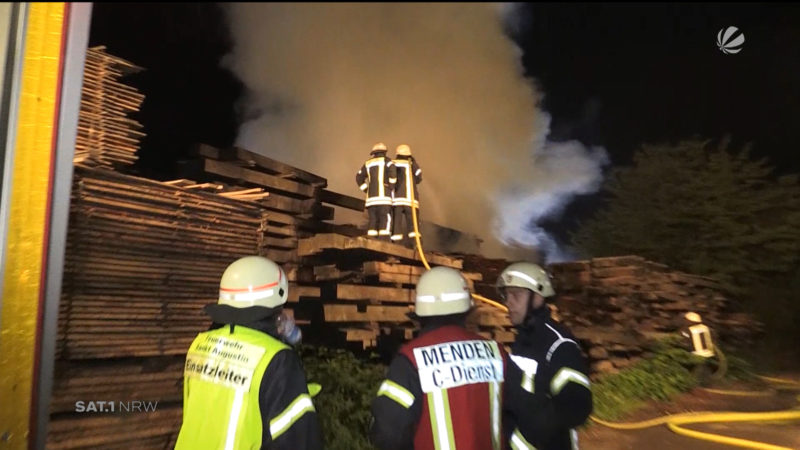Sägewerk Düsseldorf erneuter brand im sägewerk in sankt augustin sat 1 nrw die