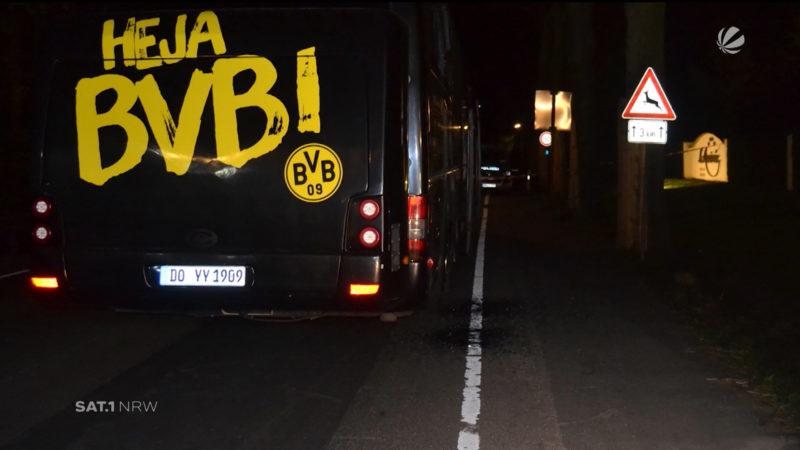 Anklage gegen BVB-Attentäter (Foto: SAT.1 NRW)