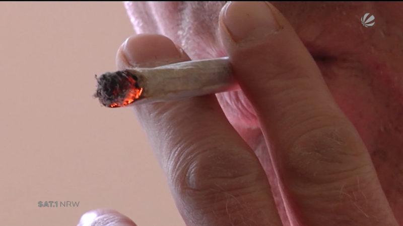 Stadt Münster will kostenlos Cannabis verteilen (Foto: SAT.1 NRW)