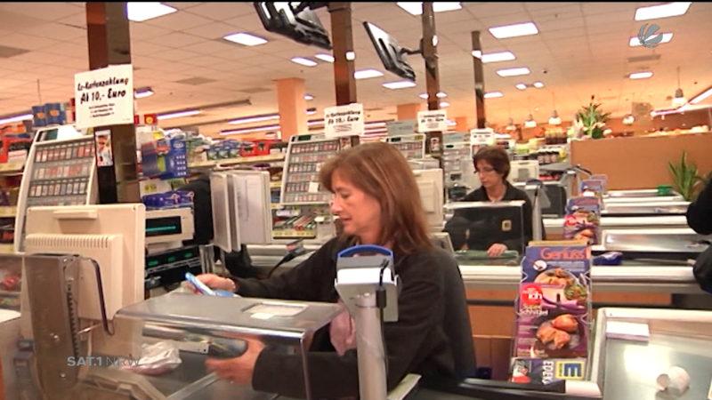 Tarifabschluss im Einzelhandel (Foto: SAT.1 NRW)