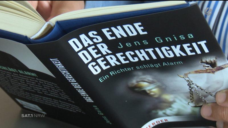 Bielefelder Richter schlägt Alarm (Foto: SAT.1 NRW)