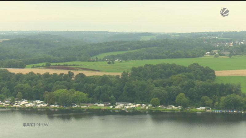 Aussichtspunkte zur Grünen Hauptstadt (Foto: SAT.1 NRW)