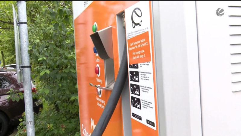 Elektro statt Diesel (Foto: SAT.1 NRW)