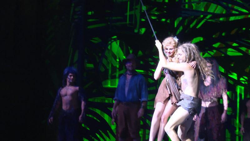 Teilnahmebedingungen Gewinnspiel Tarzan (Foto: SAT.1 NRW)