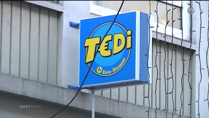 Tedi will 300 neue Filialen eröffnen (Foto: SAT.1 NRW)
