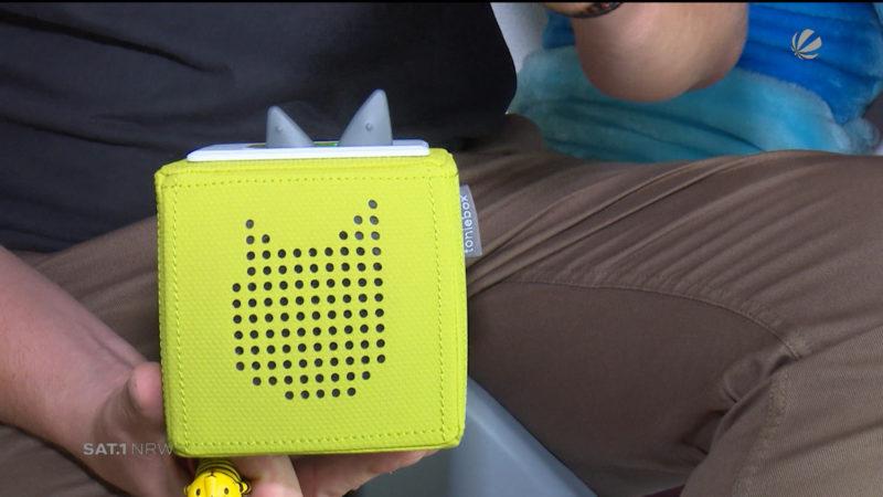 Kassettenrekorder 2.0 (Foto: SAT.1 NRW)