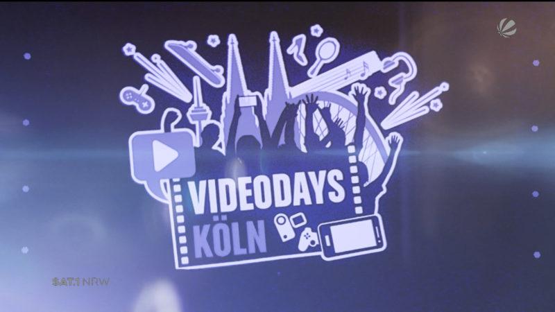 Gewinnspiel VideoDays 2017 (Foto: SAT.1 NRW)