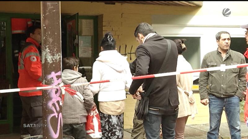 Wohnsitzauflage für Flüchtlinge macht Probleme (Foto: SAT.1 NRW)