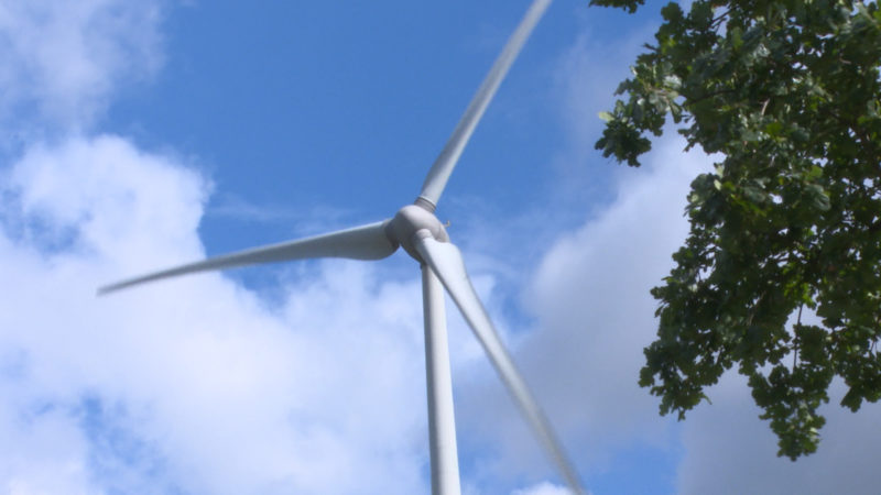 Windmesse (Foto: SAT.1 NRW)