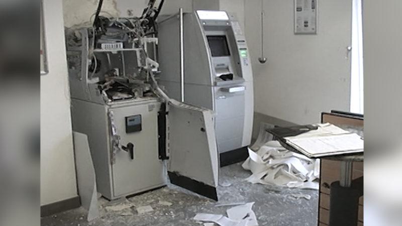 Mehr Sicherheit für Geldautomaten (Foto: SAT.1 NRW)