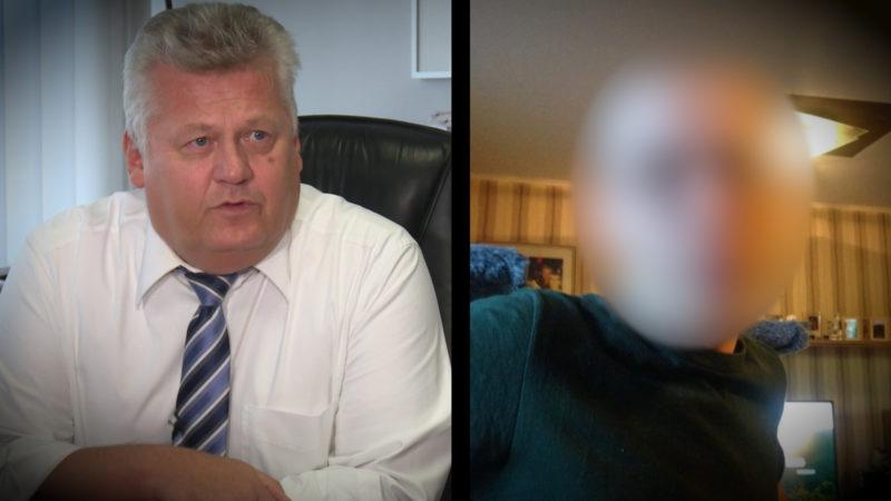 Anwalt des Killers aus Herne spricht - Hier das ganze Interview (Foto: SAT.1 NRW)