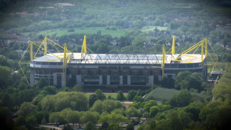 EM-Stadien (Foto: SAT.1 NRW)