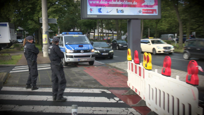 Höchste Sicherheitsstufe (Foto: SAT.1 NRW)